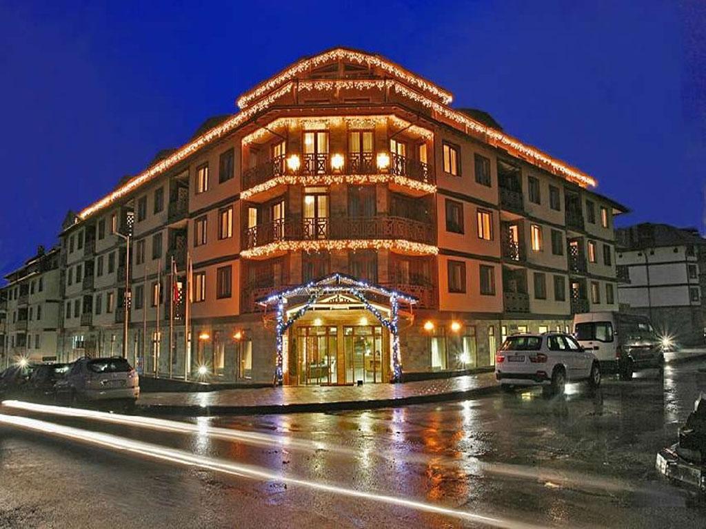 BANSKO ZIMA 2017 HOTEL VIHREN PALACE 4* 15% POPUSTA RANE REZERVACIJE