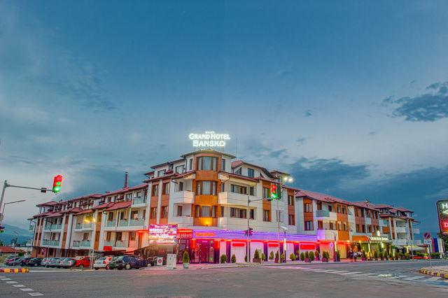 Zimovanje Hotel Grand Bansko 4*  Bansko, Bugarska – Zima 2017 Najprodavaniji